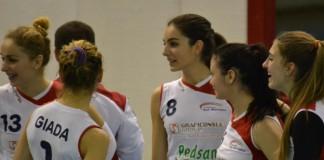 San Mariano Volley: Graficonsul ko, bene l'under 16
