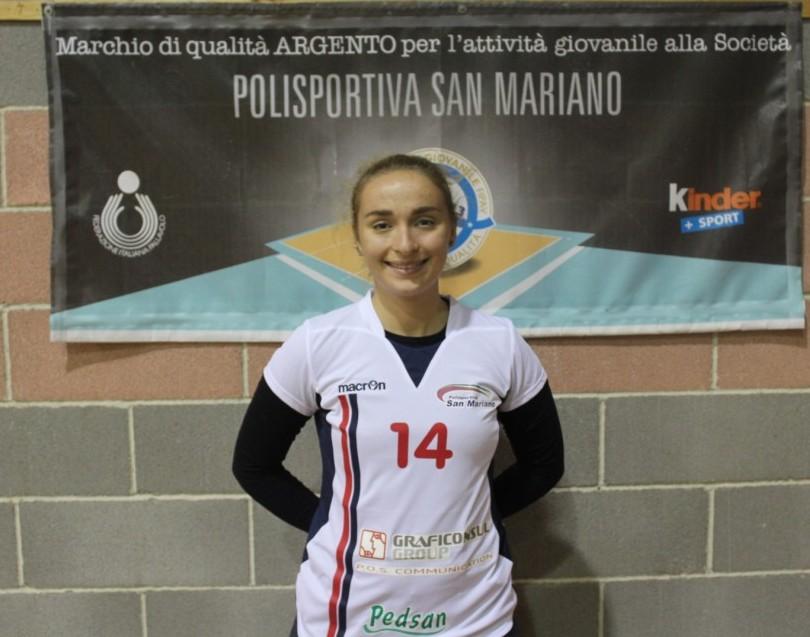 """La Graficonsul San Mariano non fa sconti a Gubbio. Le ragazze di Farinelli, più forti delle assenze, rifilano un secco 3-0 a Mariucci e compagne. Giulia Maggi: """"Vinto nonostante le carenze"""""""