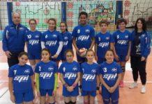 San Giustino Volley impegnata nei campionati giovanili