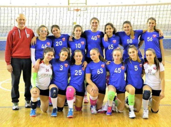 Pallavolo Perugia: Under 16 di bronzo al