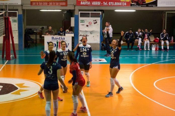 Torna alla vittoria Bastia Volley