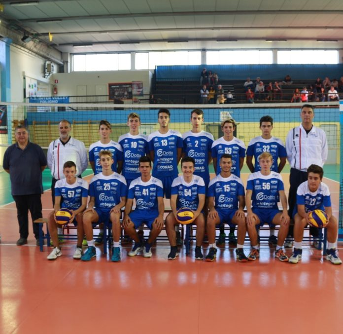 Foligno finalista in under 18 maschile