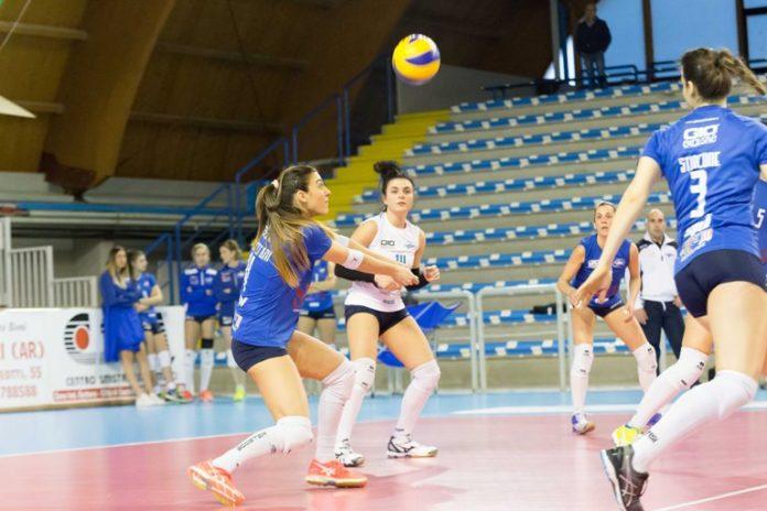 San Giustino si aggiudica il derby su Perugia