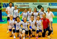 La Coppa Oro under 13 è appannaggio del Trevi Volley