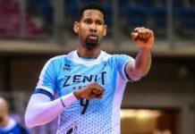 """Leon: """"A Perugia mi troverò bene"""". Prime parole da 'perugino' per l'ormai ex schiacciatore dello Zenit Kazan"""
