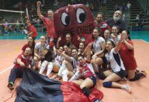 """Graficonsul San Mariano, Bentornata! Le corcianesi vincono gara 3 contro l'Azzurra Terni e conquistano la promozione in B2. Coach Farinelli: """"Fatta la partita perfetta"""""""
