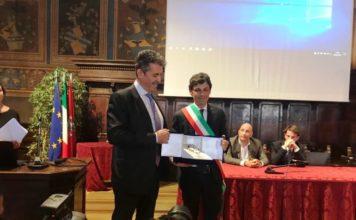 """La Sir Safety iscritta nell""""Albo d'Oro"""" del Comune di Perugia"""