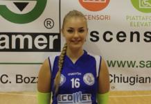 Giulia Gierek rinforza le seconde linee della Bartoccini Perugia