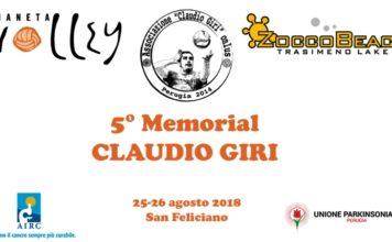 Quinta edizione del Memorial Giri