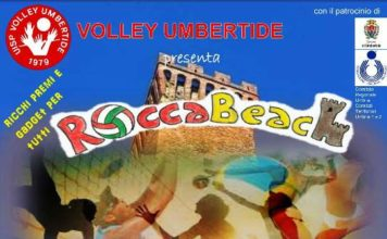 Beach volley ad Umbertide