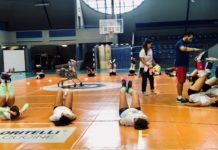 A Bastia sono riprese le attività delle squadre femminili