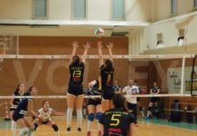 Un solo punto per la Faroplast School Volley Perugia al debutto interno