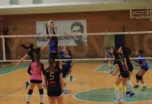 Prima vittoria per la Faroplast Perugia
