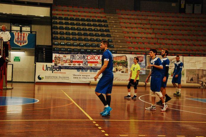 Volleyball Foligno ok contro Sansepolcro: vittoria al quinto set. La prima del 2019 sorride ai biancazzurri di Arcangeli. Musco top scorer con 25 punti