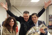 """Il Comune di Perugia si congratula: """"Sir, che soddisfazione"""". Il Sindaco Romizi: """"Trofeo che accresce lo score di un club da anni ormai ai vertici"""". L'Assessore Pastorelli: """"Riportata a casa una coppa prestigiosa"""""""