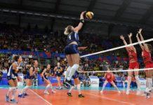 """L'Italvolley a Perugia si prende le """"final six"""". Al PalaBarton le Azzurre fanno 3 su 3 in Vnl: anche la Russia k.o. per 3-1"""