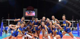 Italvolley: a Perugia buona la prima. Le ragazze di Mazzanti rifilano un 3-0 alla Bulgaria all'esordio nella tappa perugina della Vnl