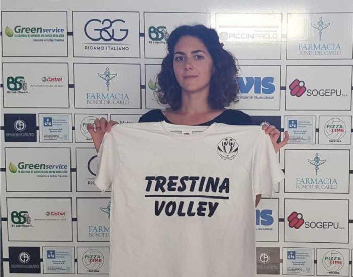 Eleonora Monti sposa il Trestina Volley. La classe '94: