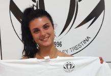 Il Trestina Volley mette a segno un altro acquisto. Giada Mariangeli andrà a rinforzare il reparto schiacciatori della Piccini Paolo