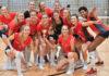 La Bartoccini trionfa alla Chianciano Volley Cup. Le ragazze di Bovari stendono Firenze in finale per 3-0
