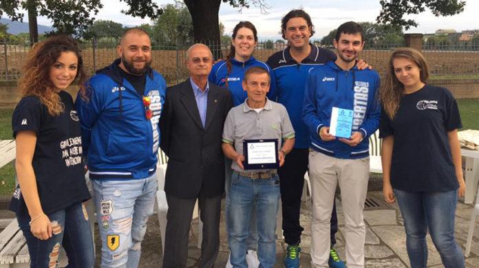 Lutto nel volley perugino: si è spento Aldo Valiani