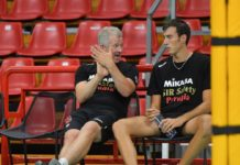 """Ricci: """"Non vedo l'ora di lavorare con Heynen"""". Il centrale della Sir: """"Perugia come casa, il nuovo tecnico mi ha fatto un'ottima impressione"""""""