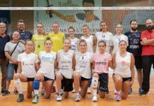 """Trevi: parte anche la stagione della """"Serie C"""". La squadra di coach Berrettoni si è radunata al PalaGallinella"""