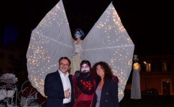 Serata di gala per la Bartoccini Perugia. La squadra è stata presentata alla città martedì 10 ottobre presso l'Accademia delle Belle Arti