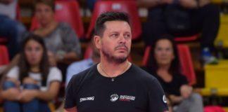 """Bartoccini: Bovari è il miglior tecnico della scorsa A2. Il tecnico di Perugia è stato insignito del premio """"Luigi Razzoli"""" in occasione della cerimonia di presentazione del prossimo campionato"""