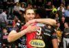 """La Sir ritrova la sua """"bandiera"""" per il settimo anno a Perugia. Dopo il successo all'Europeo con la sua Serbia, Atanasijevic ha fatto ritorno al PalaBarton"""