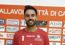 Capitan Franceschini guida la Job Italia Castello verso l'esordio. Per i tifernati esordio in campionato sabato 19 in casa di Monteluce