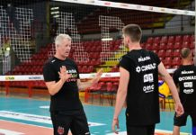 Block Devils sull'attenti: ecco Heynen. Il tecnico belga rientra a Perugia dopo gli impegni con la nazionale polacca. Domenica l'esordio in campionato a Latina