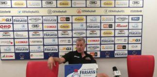 """Heynen: """"Le prime gare saranno molto difficili"""". Il nuovo tecnico della Sir: """"Grande emozione allenare in Italia. La formazione per Latina? Ce l'ho già in mente"""""""