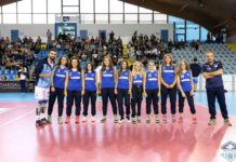 San Giustino: presentato il settore giovanile. L'evento è avvenuto in concomitanza alla gara d'esordio in campionato della prima squadra
