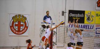 """Volley Città di Castello: a Empoli inizia un duro trittico. Coach Brighigna: """"Citare i nomi delle avversarie basta per tenere alta la concentrazione"""""""