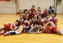 Torna il sorriso in casa Volley Umbertide. Le ragazze di Rosi ottengono un pieno successo contro Pallavolo Perugia