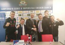 Nuova partnership per la Sir Perugia. UBI Banca entra a far parte della nutrita squadra di sponsor a fianco del club di Gino Sirci