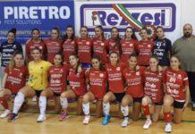 Castello domina l'Under 16. Il team rosso e il team bianco del club tifernate occupano i primi due posti della classifica e centrano la promozione alla seconda fase