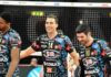 """Atanasijevic: """"Stessa voglia di vincere del primo giorno a Perugia"""". Il serbo fresco di rinnovo con la Sir: """"In questa città i miei anni più belli. Il sogno? La Champions"""""""