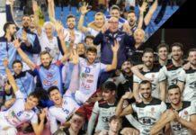 Serie B maschile: Sir Monini e San Giustino a braccetto verso l'alto. Le due formazioni umbre tornano entrambe alla vittoria e continuano a sognare
