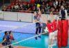 La Sir asfalta anche il Benfica. I ragazzi di Heynen, già sicuri della qualificazione, si impongono 3-1 in Portogallo nella penultima giornata del girone di Champions