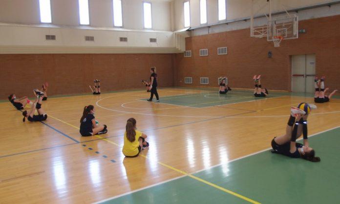 Anche la School Volley Perugia prova a ripartire. L'istruttrice del settore giovanile Chiara Villan: