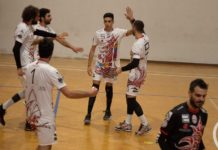 Monteluce riprende gli allenamenti. Dopo la sanificazione, nella palestra di Sant'Erminio torna finalmente la pallavolo