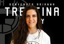 """Colpaccio Trestina: ecco Arianna Cicogna. La schiacciatrice perugina: """"Club serio e progetto interessante"""""""