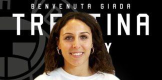 """Trestina ha il suo libero: è Giada Cesari. La tifernate: """"L'ambiente bianconero è molto coinvolgente"""""""