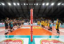 Champions League: definite le date di Modena-Sir