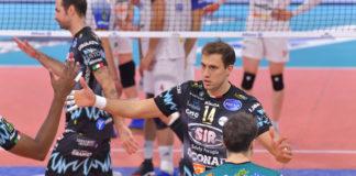 """Verso Modena: la Sir recupera """"Bata"""". Atanasijevic di nuovo disponibile in vista del 'tour de force' delle prossime settimane. Si inizia dai gialloblù, avversario in forma"""