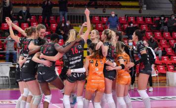 Bartoccini: iscrizione alla A ok. La massima serie del campionato femminile di volley vedrà la partecipazione di 14 squadre