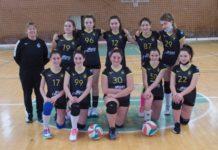 Under 13: la School Volley si arrende al Gubbio in finale. Titolo regionale alla squadra di Brunetti che prevale 2-1