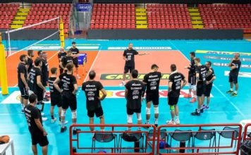 Anche Giannelli e Leon si uniscono al gruppo dopo gli impegni con le nazionali. Calendario Superlega: a Verona diretta Rai Sport
